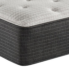 "Beautyrest Silver BRS900-C-TSS 14.5"" Medium Firm Tight Top Mattress - Twin, Created for Macy's"