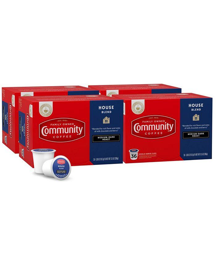 Community Coffee - CS-4: 36 CT SS CUPS HS BLD