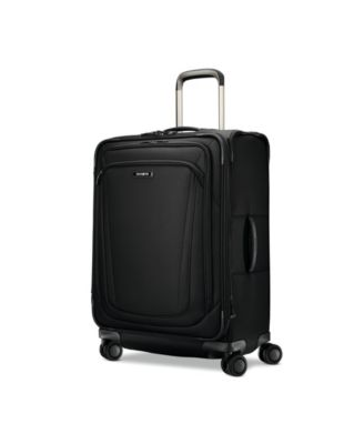 "Silhouette 16 25"" Softside Expandable Spinner Suitcase"