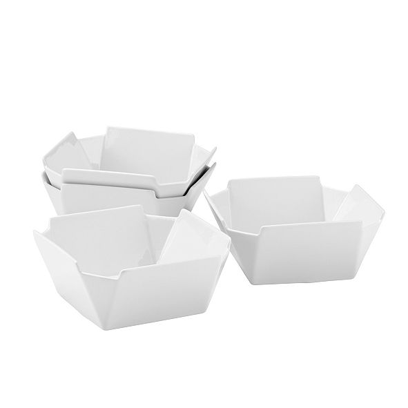 Over and Back Bento Bowls - Set Of 4