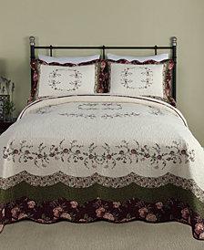 Modern Heirloom Brooke Bedspread-Queen