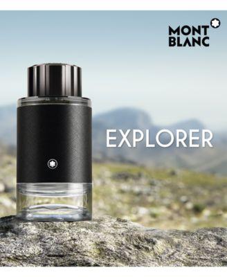 Montblanc Men's Explorer Eau de Parfum Spray, 3.3-oz.