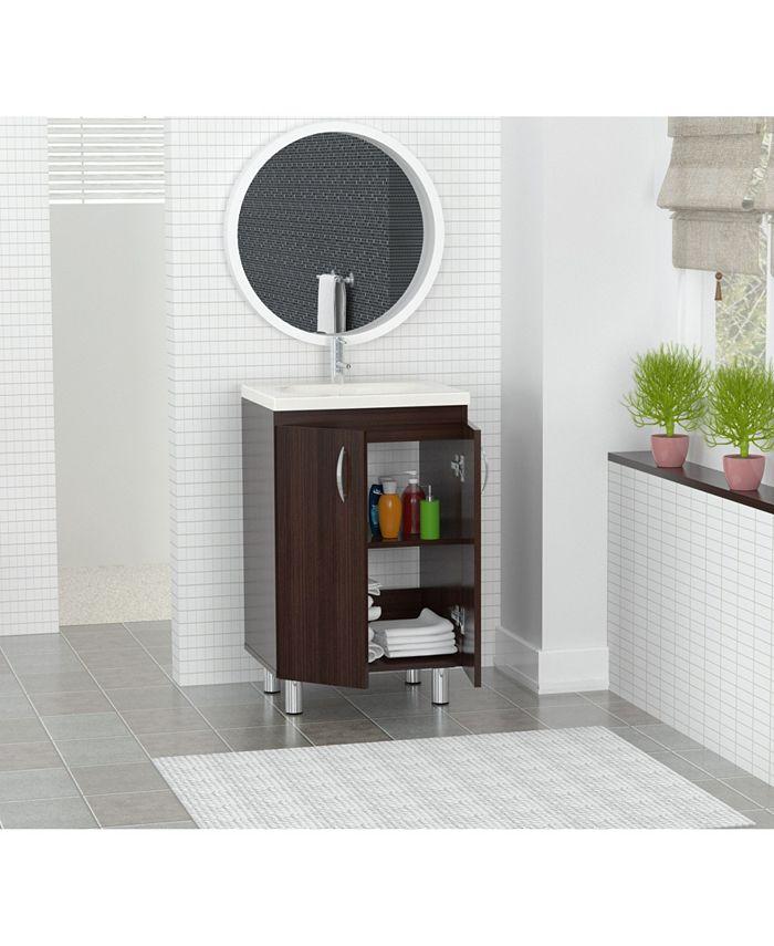 Inval America Bathroom Vanity Reviews Furniture Macy S