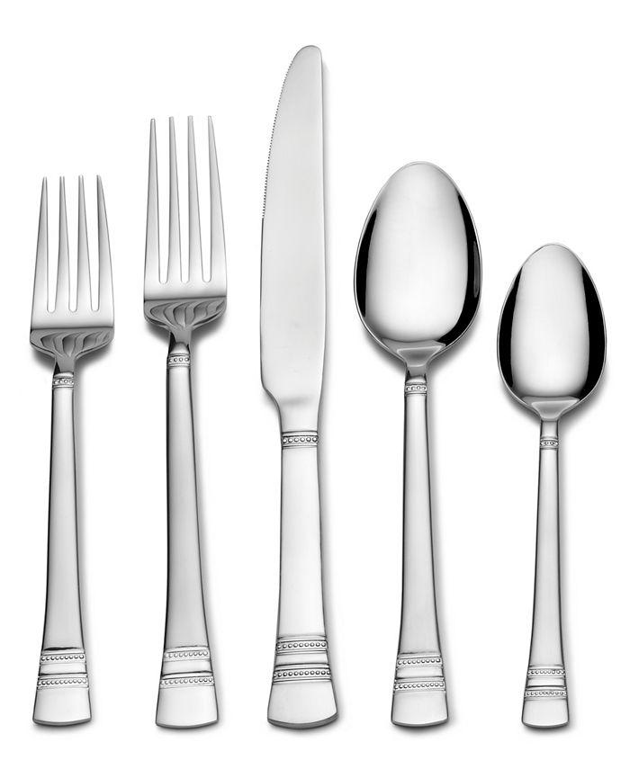 International Silver - Kensington 53-Piece Flatware Set