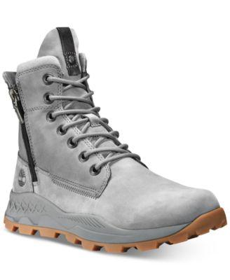 Brooklyn Side-Zip Boots Created