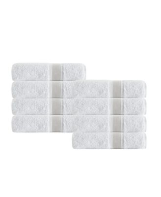 Unique 8-Pc. Turkish Cotton Hand Towel Set
