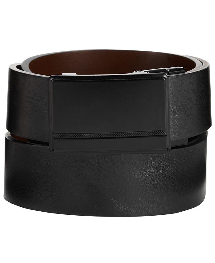 Alfani - Men's Reversible Custom Fit Belt
