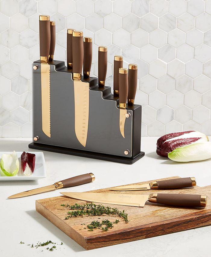 Hampton Forge Skandia Forte 13 Pc Cutlery Set Reviews Home Macy S