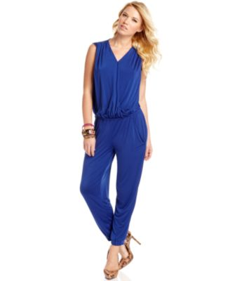 GUESS? Jumpsuit Sleeveless Kelly Blouson