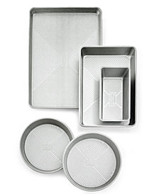 Culinary Science by Martha Stewart Collection 5-Pc. Bakeware Set, Created for Macy's