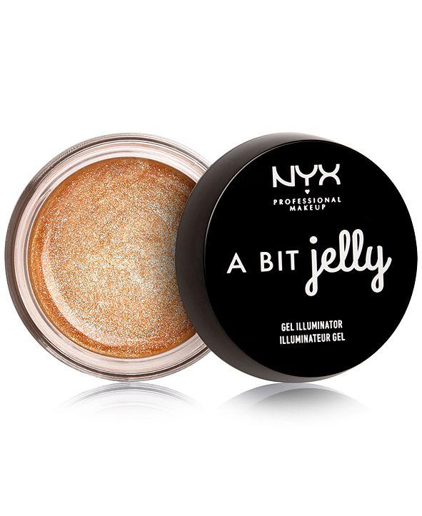 NYX Professional Makeup A Bit Jelly Gel Illuminator