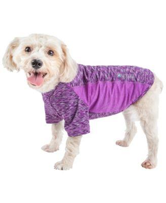 Active 'Warf Speed' Ultra Stretch Sporty Performance Dog T-Shirt