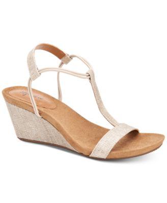 Style \u0026 Co Mulan Wedge Sandals, Created