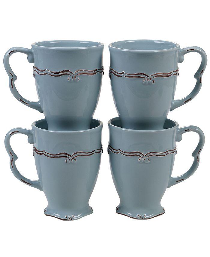Certified International - 4pc Mug Set