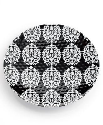 QSquared Victorian Melamine Platter