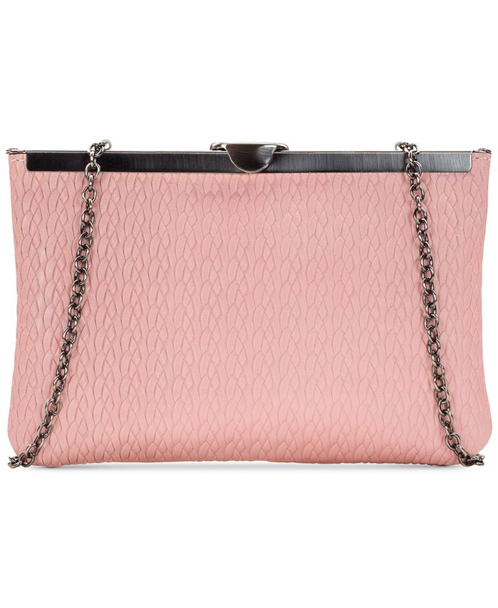Patricia Nash - Asher Woven Leather Clutch