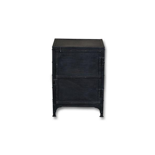 CDI Furniture Industrial Nightstand