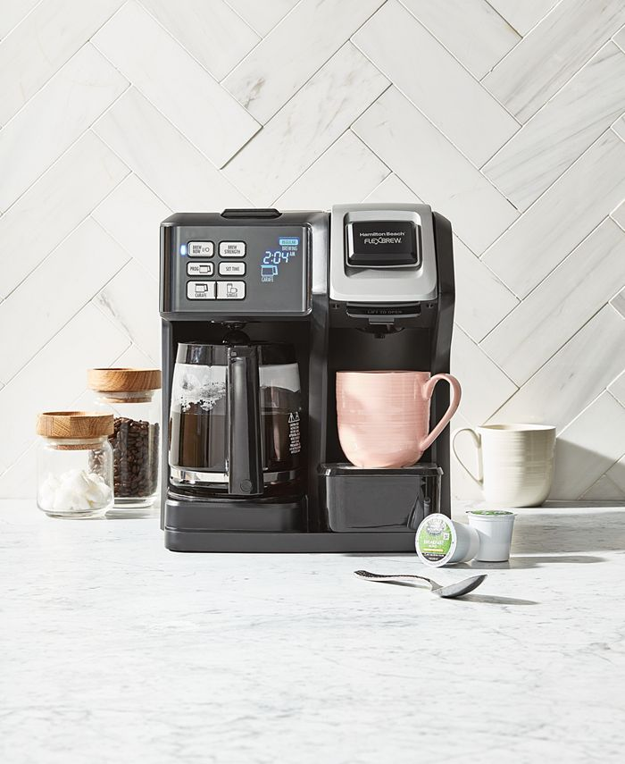 Hamilton Beach - FlexBrew® 2-Way Coffee Maker