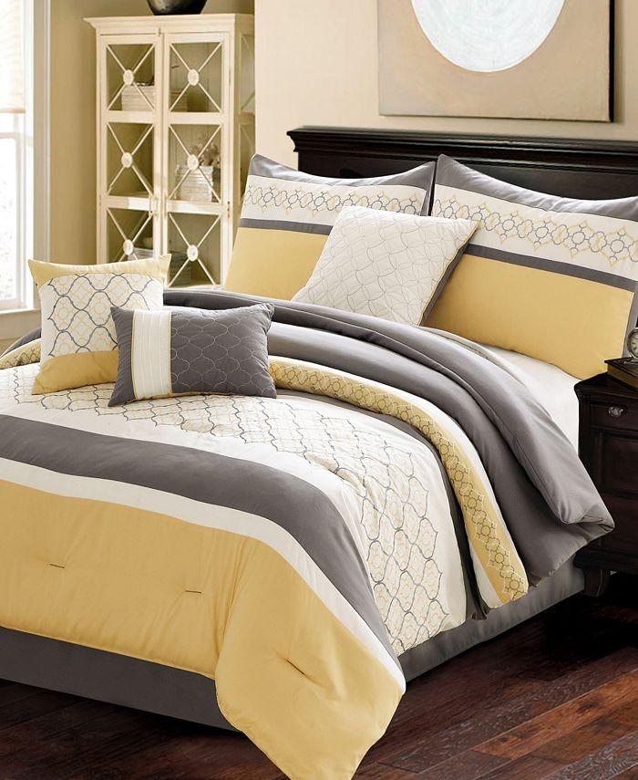 Riverbrook Home - Verdugo 7-Pc. Comforter Sets