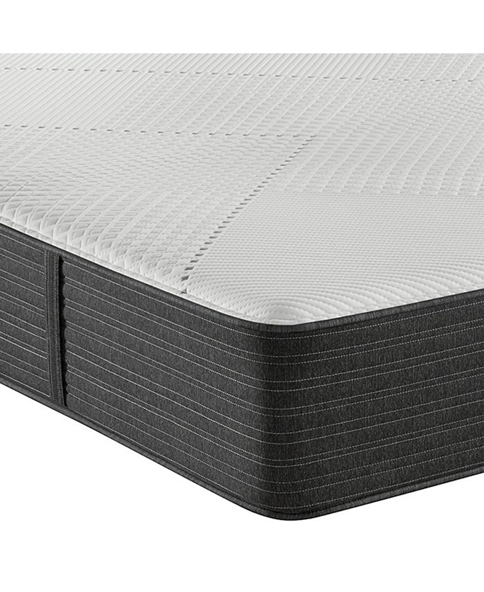 "Beautyrest - Hybrid BRX1000-IP 13.5"" Medium Firm Mattress - Queen"
