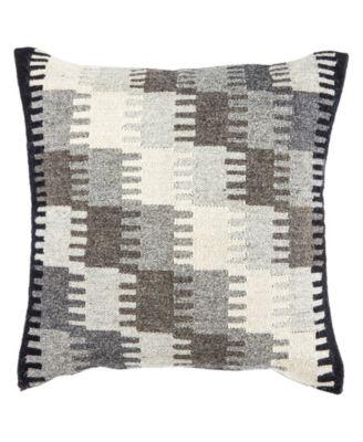 "Terzan Geometric Poly Throw Pillow 20"""