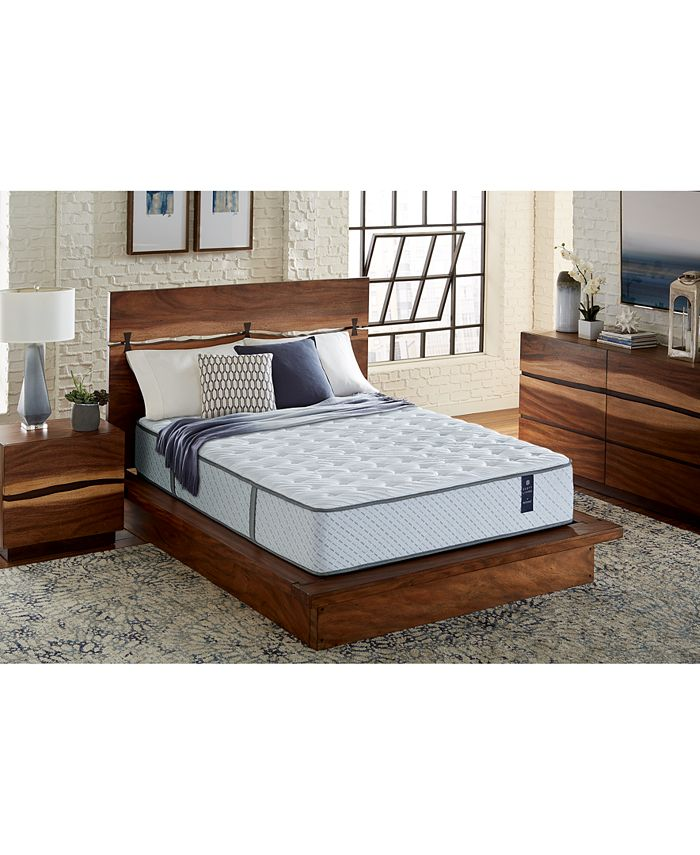 "Scott Living - Brysen 12"" Plush Mattress- Twin"