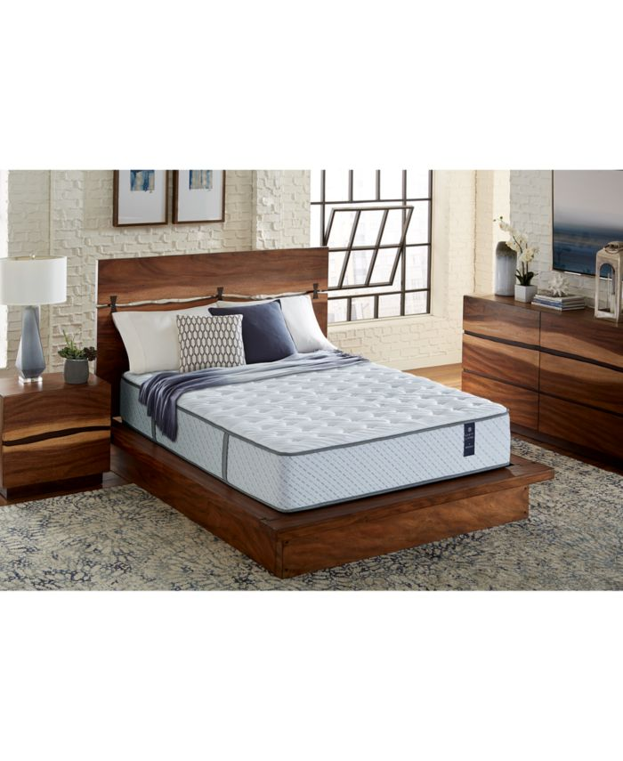 "Scott Living Brysen 12"" Cushion Firm Mattress- Twin, Created for Macy's & Reviews - Mattresses - Macy's"