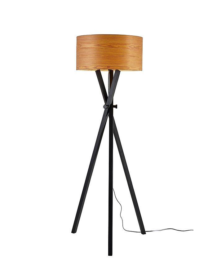 Adesso - Bronx Floor Lamp