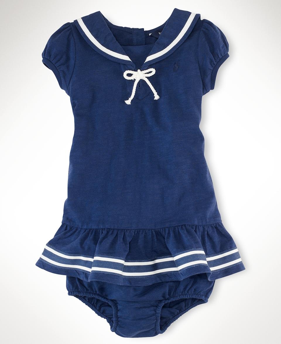 Ralph Lauren Baby Dress, Baby Girls Nautical Dress   Kids