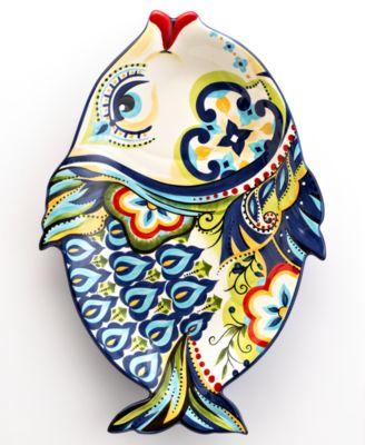 Espana Bocca Geo Fish Platter