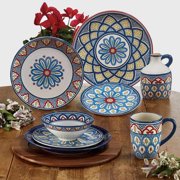 Certified International Tangier Collection