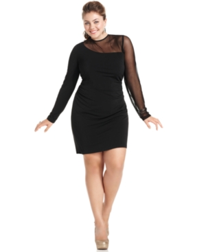 PLUS SIZE STYLE: 5 PLUS SIZE BODY CON DRESSES FROM MACY\'S THAT ...