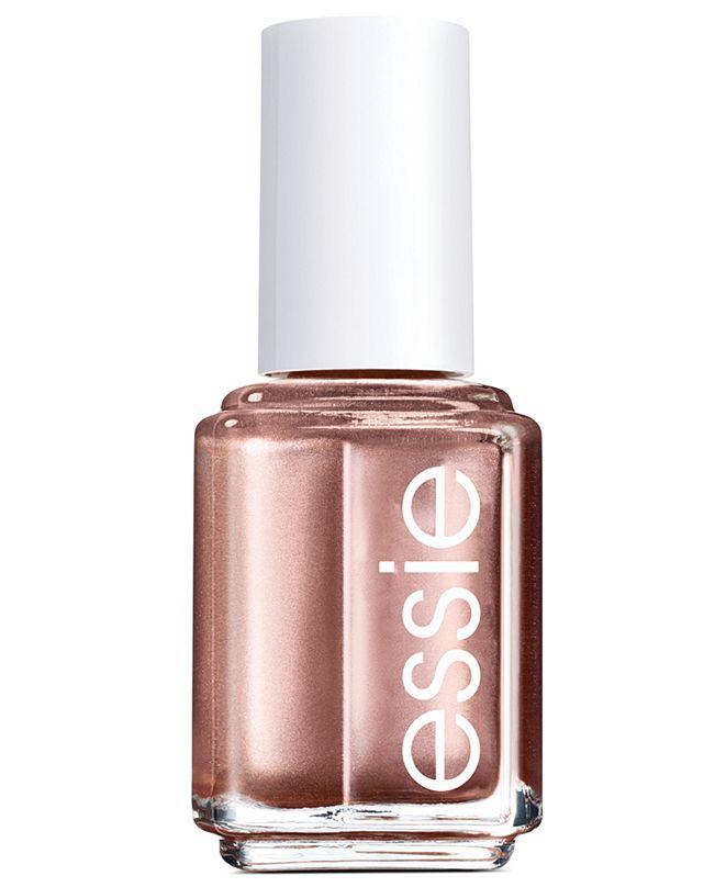 Essie nail color, penny talk