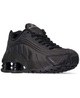 Nike Big Kids' Shox R4 Casual Sneakers