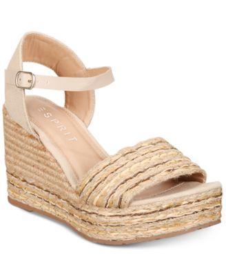 Esprit Blenda Wedge Sandals \u0026 Reviews