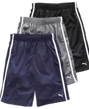 Puma Kids Shorts Boys Dazzle Shorts
