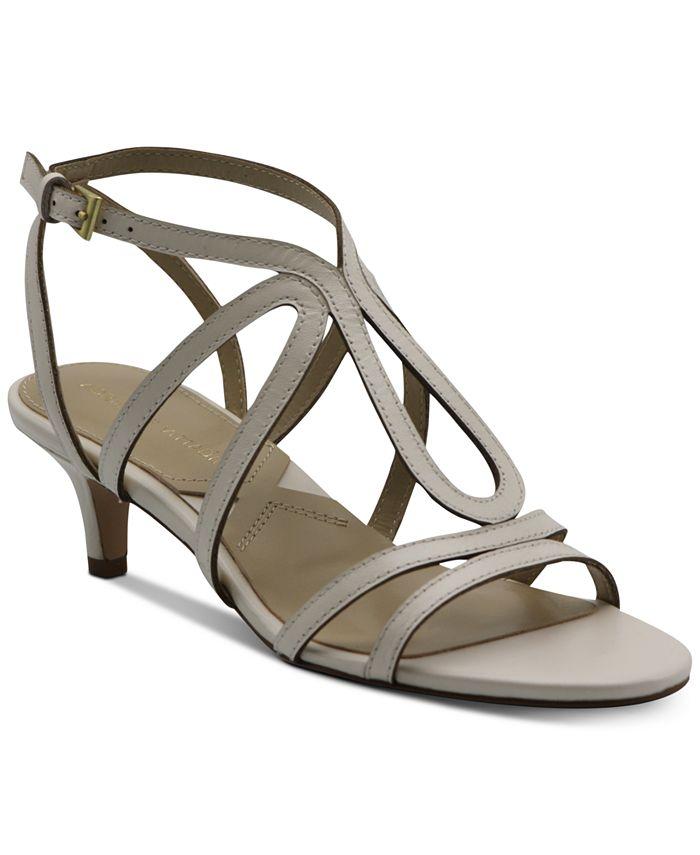 Adrienne Vittadini - Safara Strappy Sandals