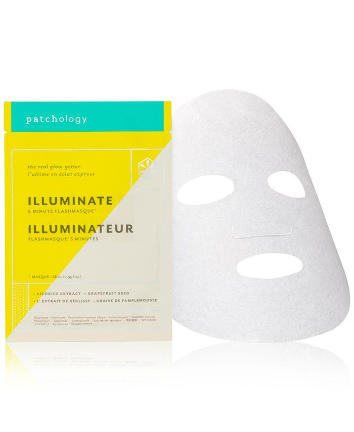 Patchology - Illuminate FlashMasque 5-Minute Facial Sheet