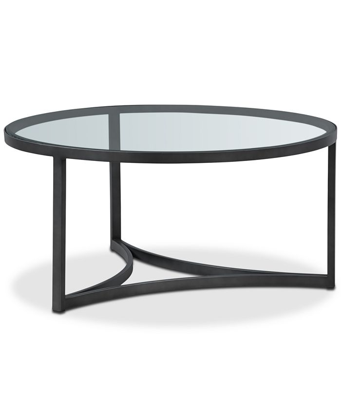 Furniture Elisabeta Coffee Table Created For Macy S Reviews Furniture Macy S