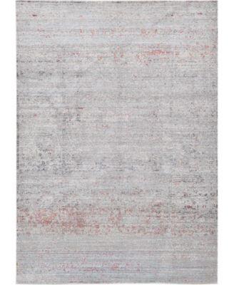 Malin Mal8 Gray 6' x 9' Area Rug