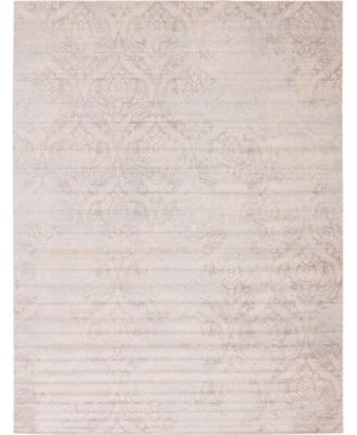 """Caan Can5 Taupe 12' 2"""" x 16' Area Rug"""
