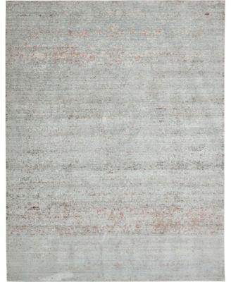 Malin Mal8 Gray 10' x 13' Area Rug