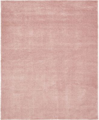 Uno Uno1 Pink 8' x 10' Area Rug