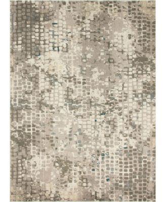 Crisanta Crs4 Gray 9' x 12' Area Rug
