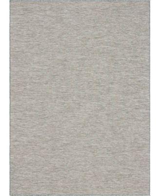"""Pashio Pas8 Light Gray 8' 4"""" x 11' 4"""" Area Rug"""