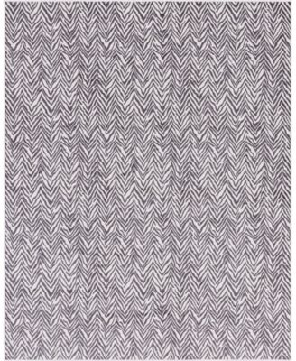 Pashio Pas8 Dark Gray 8' x 10' Area Rug