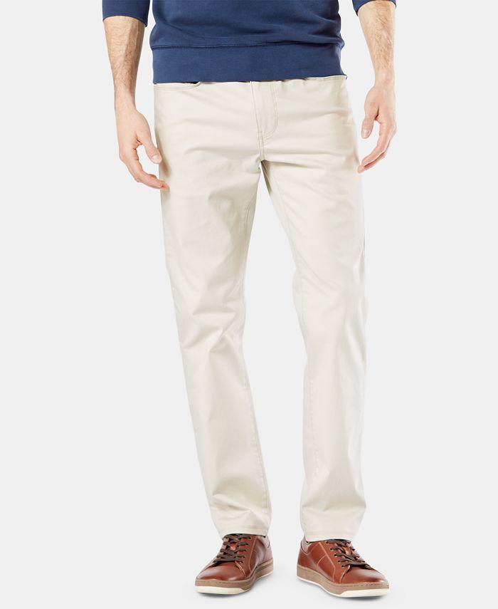Dockers - Men's Jean-Cut Supreme Flex Pants