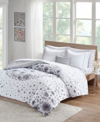 CLOSEOUT! Emma Queen 8-Pc. Comforter and Sheet Set