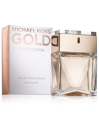 Michael Kors Gold Luxe Edition by Michael Kors is a Floral fragrance for women. Michael Kors Gold Luxe Edition was launched in Top note is hyacinth; middle notes are tuberose and gardenia; base note is sandalwood.
