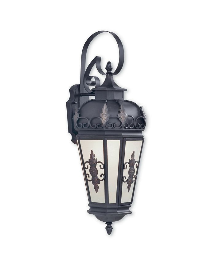 "Livex - Berkshire 1-Light 30"" Outdoor Wall Lantern"